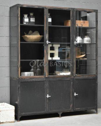 Vintage Woonkamer Kast