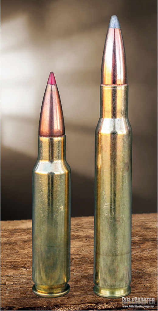 Cartridge Size Chart : cartridge, chart, Truth, About, Ballistic, Efficiency