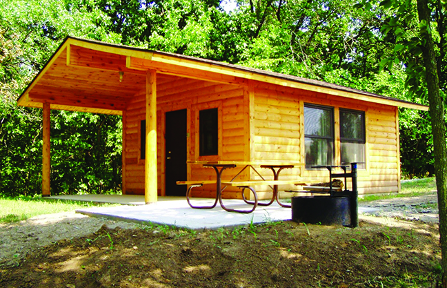 Best Vacation Lodges In Iowa