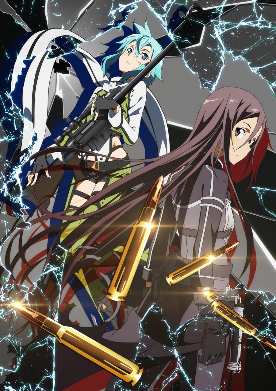Sword Art Online 2 Aincrad : sword, online, aincrad, Aniplex, Worldwide, Simulcast, Sword, Online, Otaku's, Study