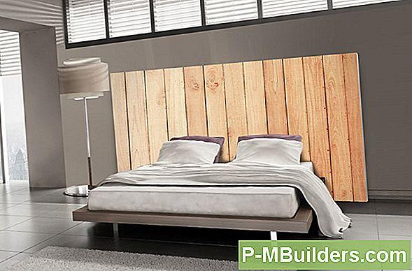 fixation d une tete de lit rembourree a votre cadre de lit