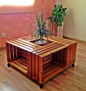Ideas creativas para disear muebles originales sin gastar