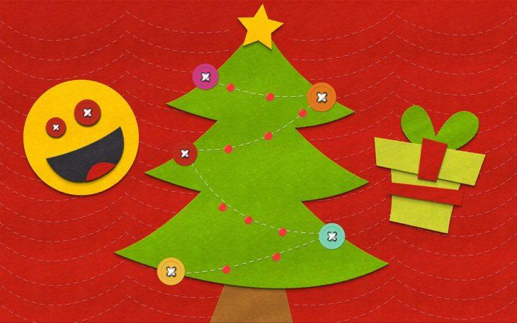 Los diseños navideños son atractivos visualmente dentro de las estrategias de marketing, por lo que su impacto depende de la utilización de colores clave.