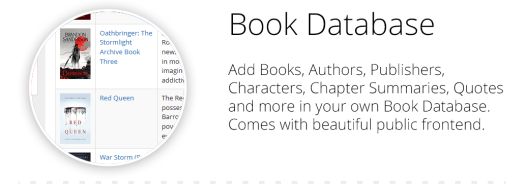Reader - PHP Book Database Social Site - 3