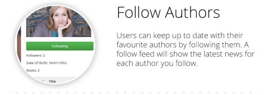 Reader - PHP Book Database Social Site - 4