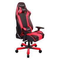 DXRacer KF06 Series PC Office/Gaming Chair Black & Red ...