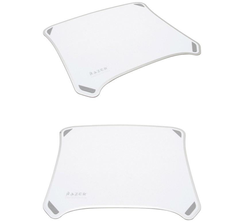 Razer ProPad Dual Sided Aluminium Mouse Mat White [RZ