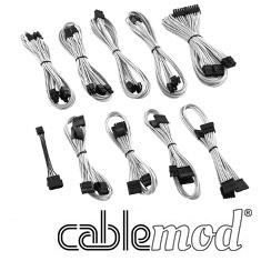 CableMod CM-Series VS 550/650/750 Cable Kit White [CM-CV2