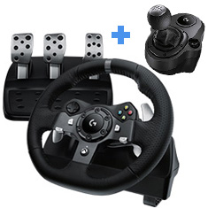 Logitech G920 Driving Force Racing Wheel Driving Force