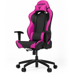 Pc Game Chair Padded Kitchen Chairs On Wheels Gaming Australia Case Gear Vertagear Racing S Line Sl2000 Black Pink