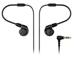 Audio Technica ATH-E40 Professional In-Ear Headphones [ATH