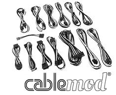 CableMod SE-Series Cable Kit Black/White (Damaged