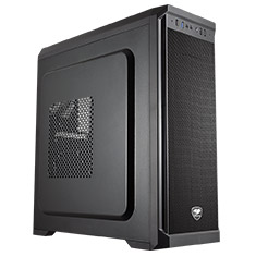 Cougar MX330 Mid Tower case with 500W Power Supply