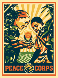 Commemorative Art by Shepard Fairey