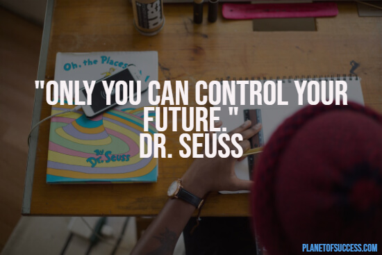 Future quote by Dr. Seuss