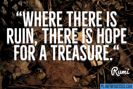 Hope for a treasurer quote