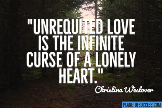 Unrequired love