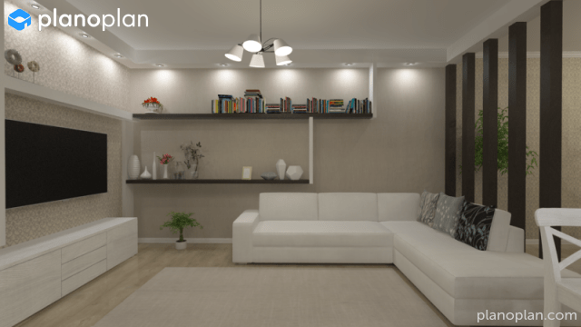 Planoplan  Free 3D room planner for virtual home design