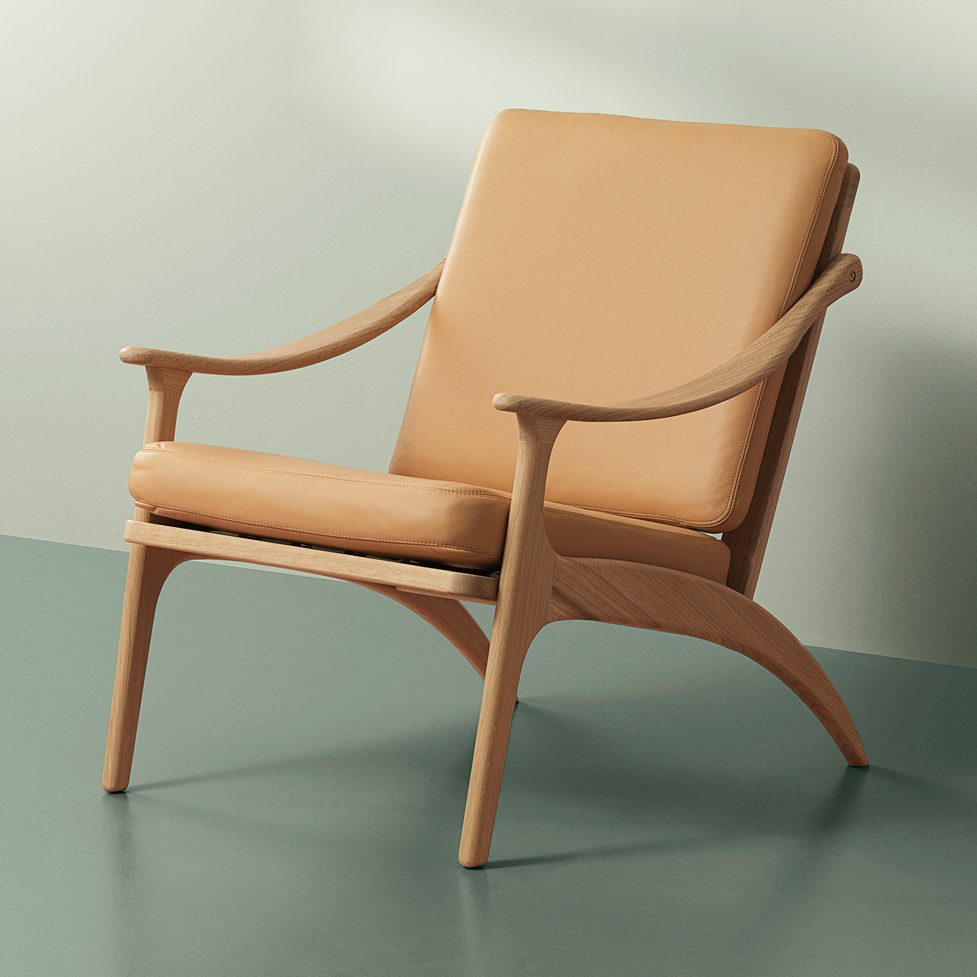 leanback lounger chairs swing chair online olx warm nordic lean back house of arne hovmand olsen