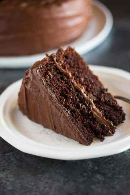 Hersheys Perfectly Chocolate Chocolate Cake 13