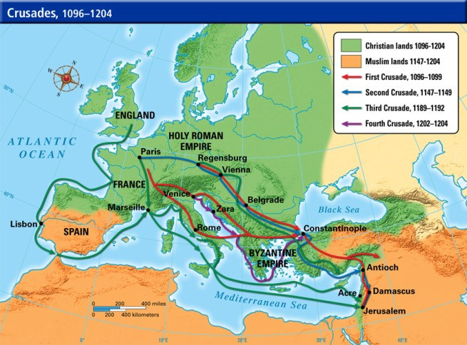 wh16 crusades