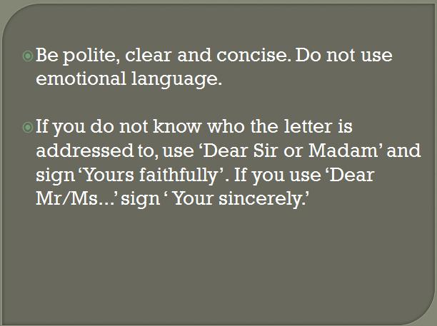 letter of complaint4