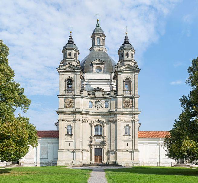 vienuolyno bažnyčia