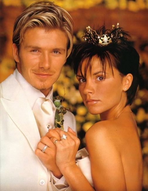 Victoria Adams David Beckham 940 wplok