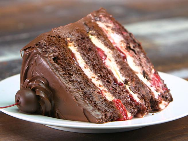 easy black forest cake still