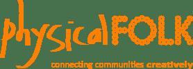 Physical Folk New Tag Logo vsmall