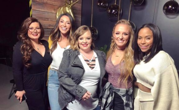 Teen Mom Cast