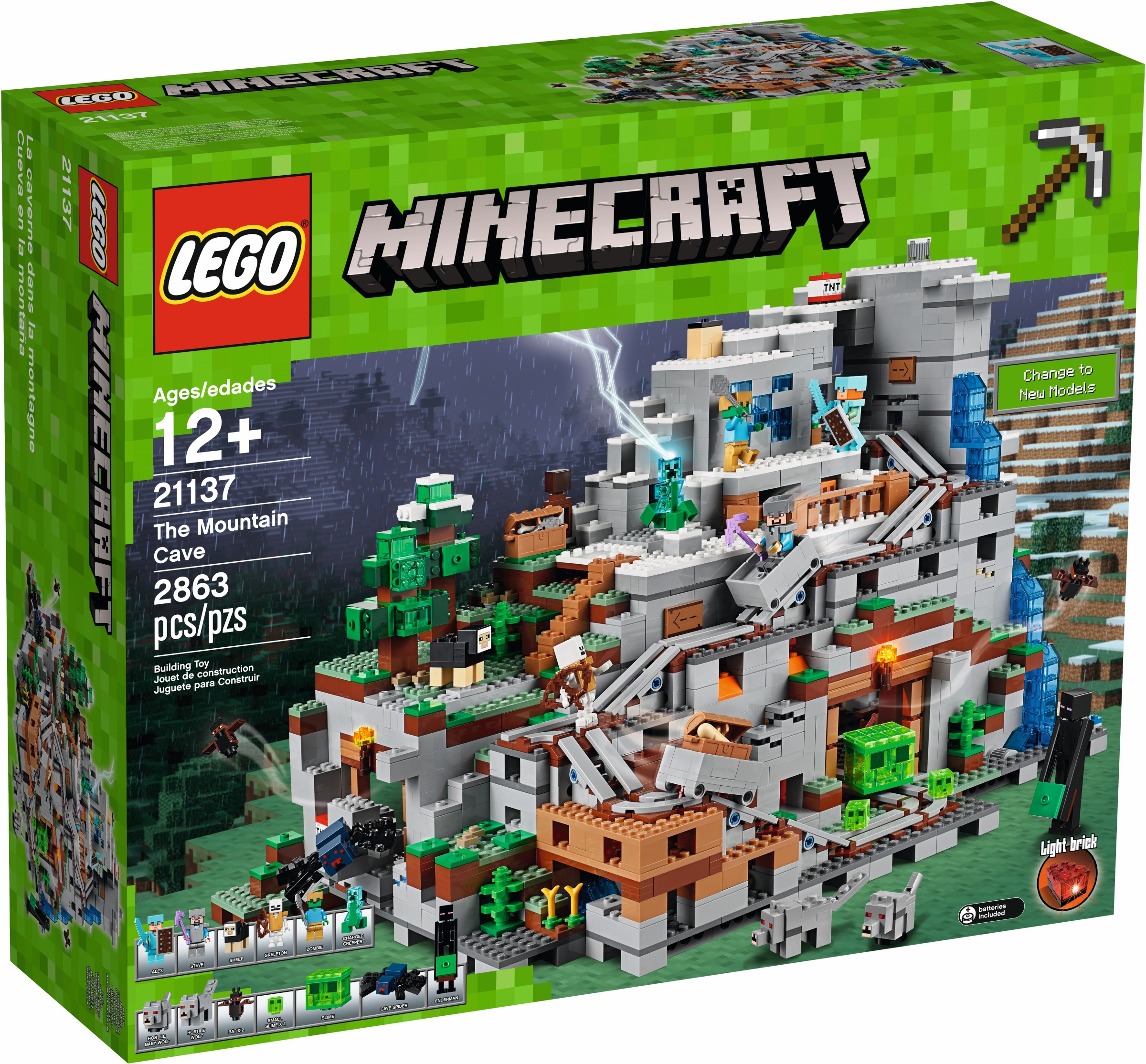 Product Of The Year Lego Minecraft Outer Rim Trading Co 21133 Witch Hut Click To Enlarge