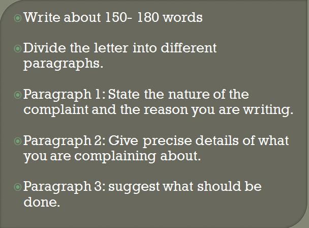 letter of complaint3