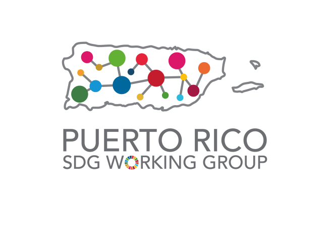 LOGO  Puerto Rico SDG Working Group