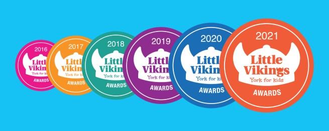 awards blue background
