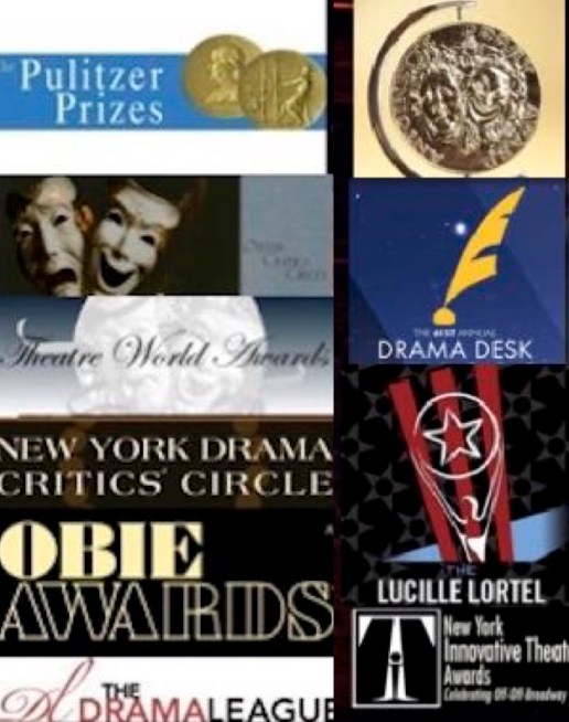 2017 Theater Awards Collage