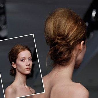 Hairstyle 1 As seen on brides.com