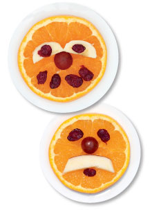 fruity lanterns