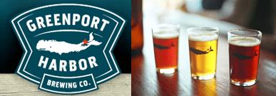 Greenport Harbor Brewing Company 3 beers24