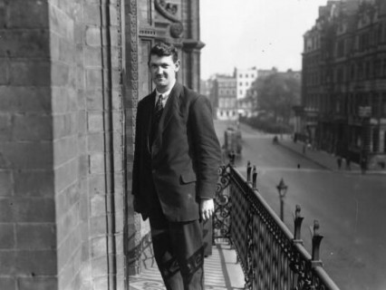 michael collins in london 1921
