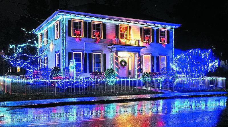 Portland Maine Christmas.Portland Maine Christmas Tree Lighting