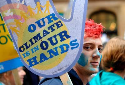 El clima está en nuestras manos