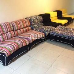 Beautiful Sofa Sets Victor Flexform Set 8 Pieces Qatar Living Title Information Very Comfortable Multicolor