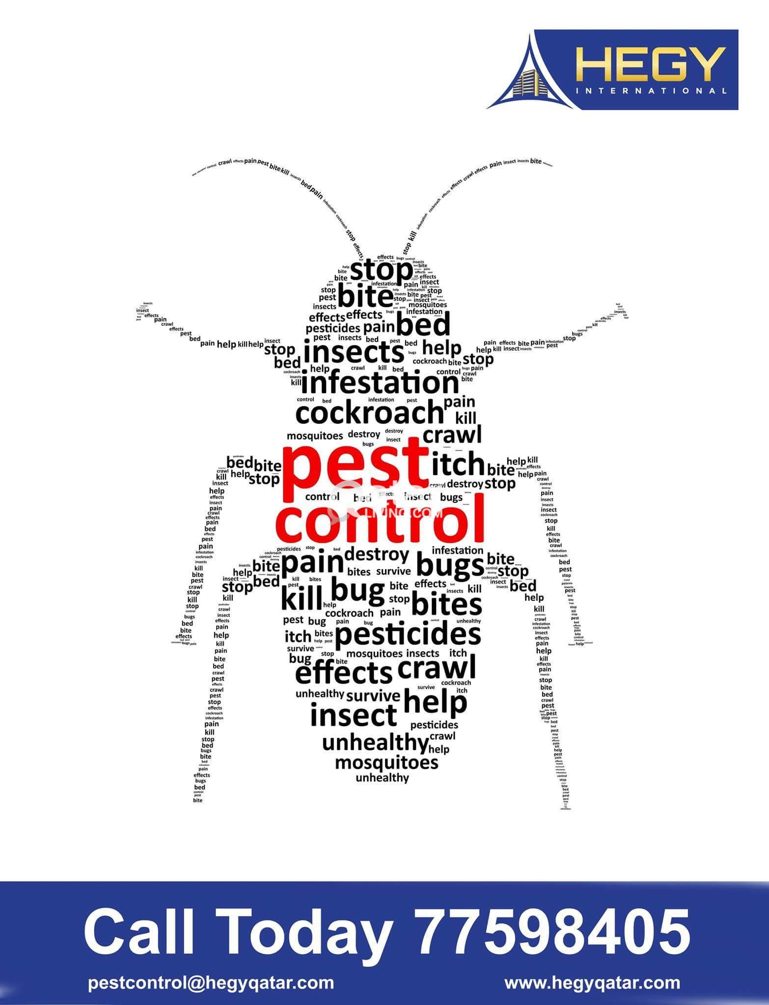 pest control services from