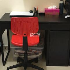Revolving Chair For Study Office Quikr Chennai Table With Qatar Living Title