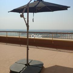 Hanging Chair Qatar Beach Lounger Good Title With Ikea Tuinparasol