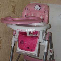 Hello Kitty High Chair Ethan Allen New Qatar Living