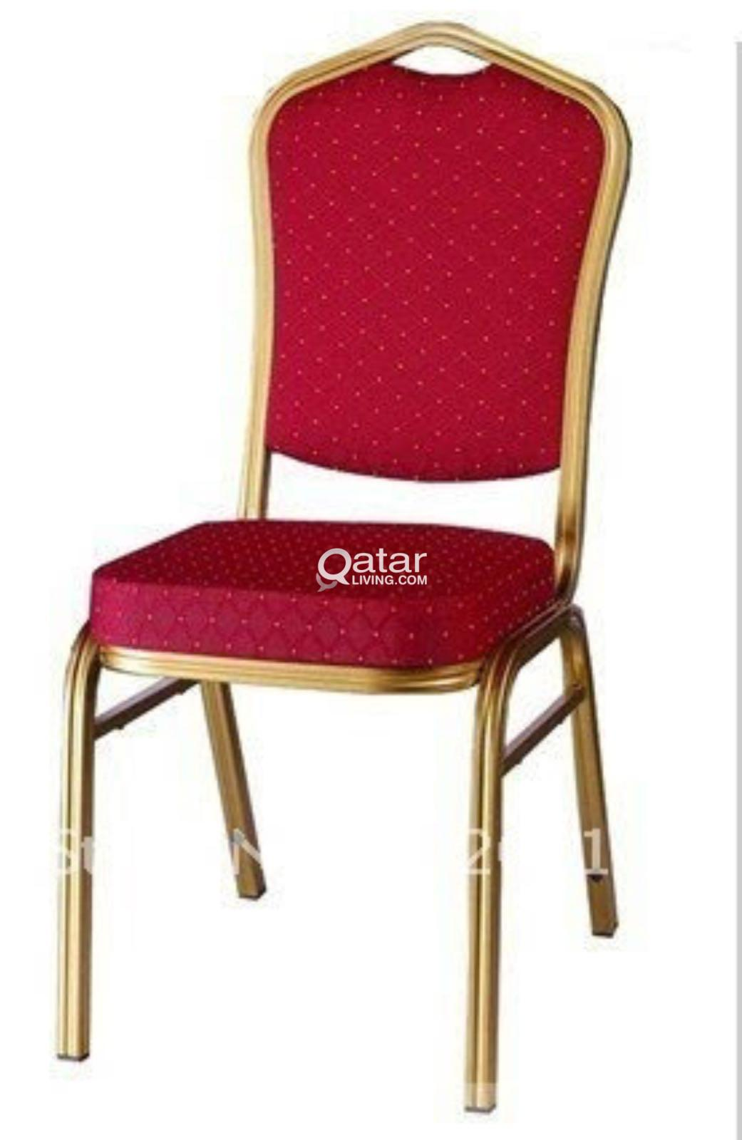 Used Banquet Chairs Banquet Chair Qatar Living