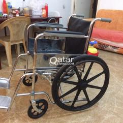 Wheelchair Price In Qatar Zero Gravity Chairs On Sale Living Title Information Good Condition