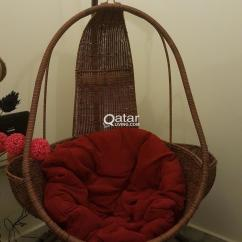 Hanging Chair Qatar Metal Patio Chairs Target Living Title
